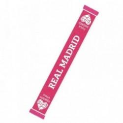 Bufanda Real Madrid tela rosa [AB3932]