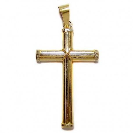 Cruz crucifijo oro [4673]