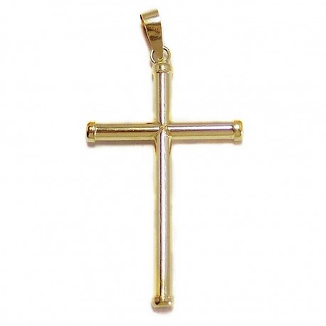Cruz crucifijo oro [4674]