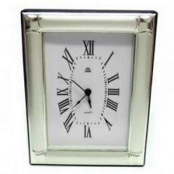 Reloj plata Ley 925m. sobremesa [AB4209]