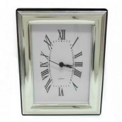 Reloj plata Ley 925m. sobremesa [AB4210]