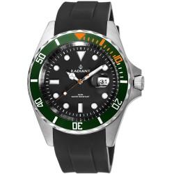 Reloj Radiant New Navy Steel RA410604 hombre analógico