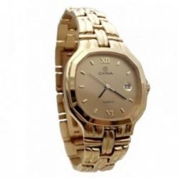 Reloj oro 18k Cyma modelo panter mujer [AB4259]