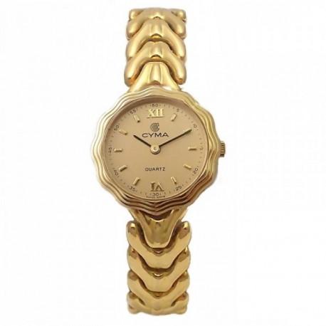 Reloj oro 18k Cyma modelo espiga mujer [AB4260]