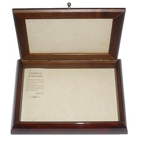 Joyero madera plata Jórsil [4314]