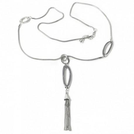 Collar ANTONELLI CRUISE largo bronce [AB4571]