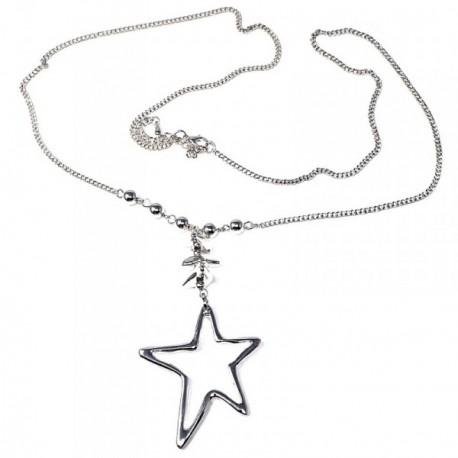 Collar ANTONELLI CRUISE largo bronce motivo estrella [AB4572]