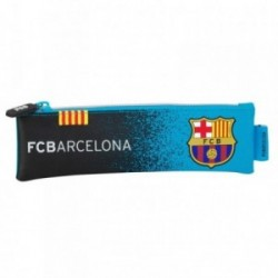 Estuche F.C. Barcelona portatodo estrecho azul [AB4883]