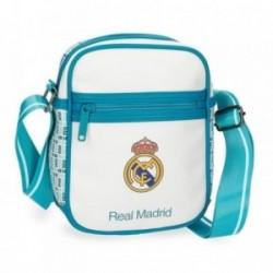Bandolera Real Madrid leyenda turquesa [AB4239]