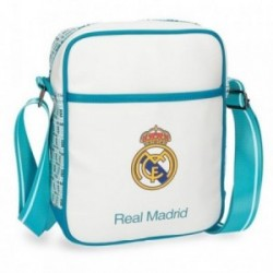 Bandolera Real Madrid leyenda turquesa [AB4241]