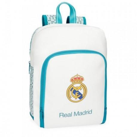 Mochila Real Madrid adaptable portaordenador 36 cm. leyenda [AB4246]