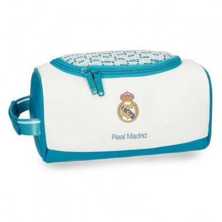Neceser Real Madrid adaptable leyenda turquesa [AB4247]