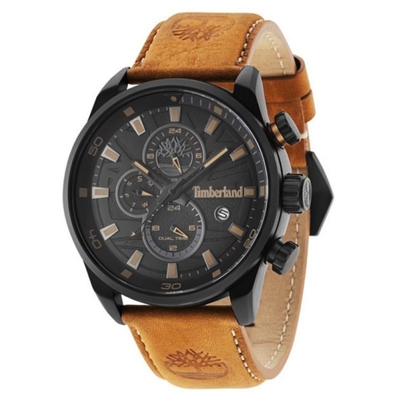 5cc2ad39d0f4 Reloj Timberland hombre Henniker II Black-Brown 14816JLB-02  AB2247