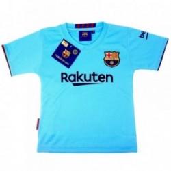 Camiseta F.C. Barcelona réplica oficial junior segunda equipación [AB4934]