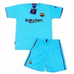 Uniforme FC Barcelona réplica oficial junior segunda equipación [AB4937]