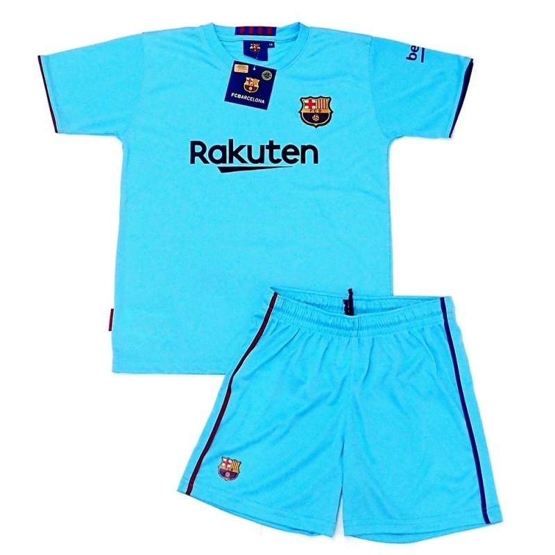 Uniforme FC Barcelona réplica oficial junior segunda equipación  AB4937 . Loading  zoom b61ce0a8bc2