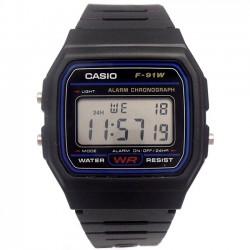 Reloj Casio  hombre F-91W [3251]