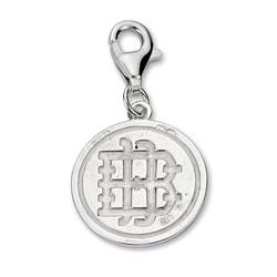 Chamrs escudo Real Betis plata de ley insignia [8636]