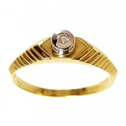 T15 Sortija oro brillante [211]