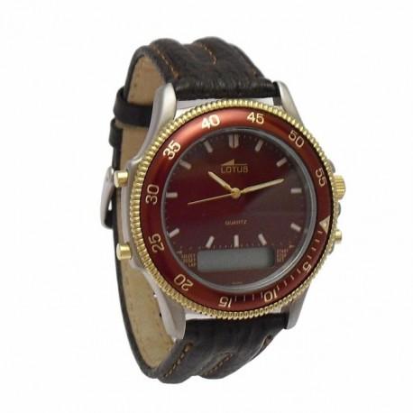 Reloj Lotus caballero [3075]