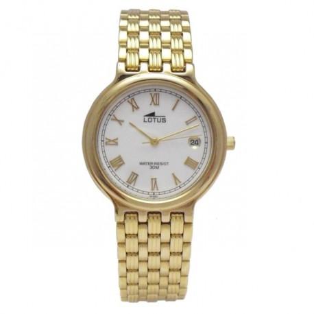 Reloj Lotus caballero [3084]