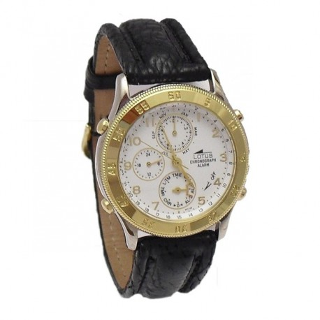 Reloj Lotus caballero [3073]