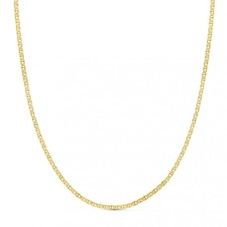 Cadena oro 9k forzada 50cm. 2mm. [AB3664]
