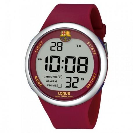 Reloj F.C. Barcelona Lorus hombre rojo digital R2333HX9 [AB5879]
