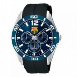 Reloj F.C. Barcelona Lorus hombre negro azul RP633BX9 [AB5883]