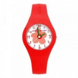 Reloj Agatha Ruiz de la Prada niña rojo AGR220 [AB5822]