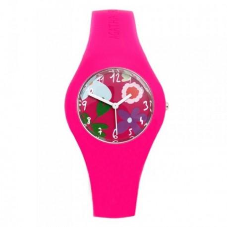 Reloj Agatha Ruiz de la Prada niña rosa magenta AGR221 [AB5823]