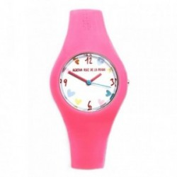 Reloj Agatha Ruiz de la Prada niña rosa AGR223 [AB5825]