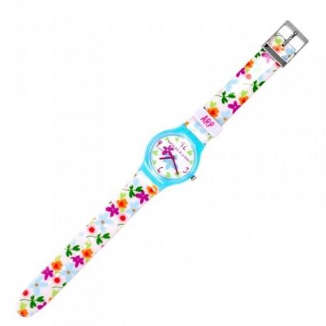 Reloj Agatha Ruiz de la Prada jardín blanco AGR202 [AB5804]