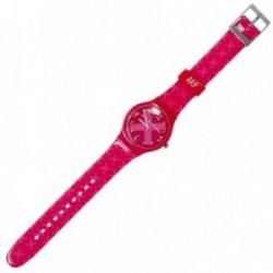 Reloj Agatha Ruiz de la Prada equis fucsia AGR208 [AB5810]
