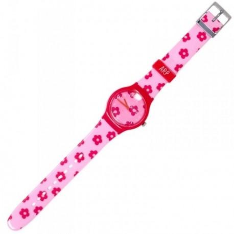 Reloj Agatha Ruiz de la Prada flores rosa AGR209 [AB5811]