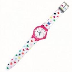 Reloj Agatha Ruiz de la Prada corazones AGR219 [AB5821]