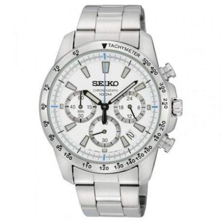 Reloj Seiko hombre acero inoxidable SSB025P1