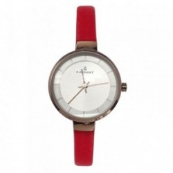 Reloj Radiant mujer New North Star Small RA455205 rojo [AB6226]
