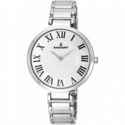 Reloj Radiant mujer New Ballroom RA461201 plateado [AB6231]