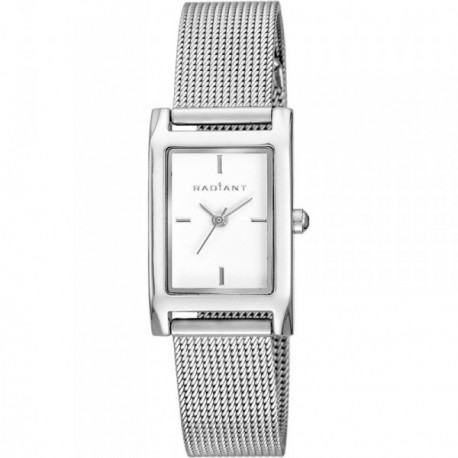 Reloj Radiant mujer New Goldbar RA464201 plateado [AB6232]