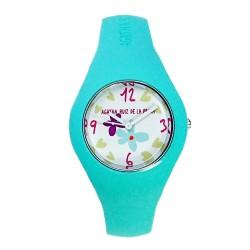 Reloj Agatha Ruiz de la Prada niña azul verdoso claro AGR225 [AB5827]