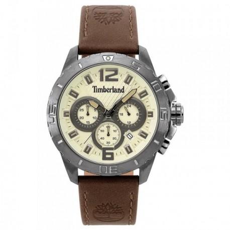 Reloj hombre Timberland Harriston Brown Beige 15356JSU-07
