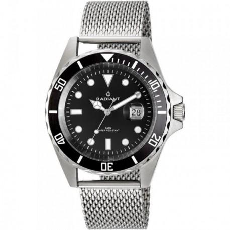 Reloj Radiant hombre New Navy Steel RA410207 [AB6263]