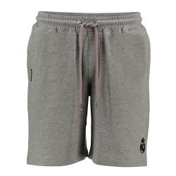 Pantalón Real Madrid adulto gris jaspeado [AB7229]