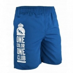 Bañador Real Madrid adulto ONE COLOR ONE CLUB azul blanco [AB9142]
