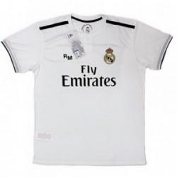 Camiseta Real Madrid 2018-19 réplica oficial adulto primera [AB9188]