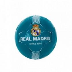 Balón pequeño Real Madrid azul blanco escudo [AB9315]