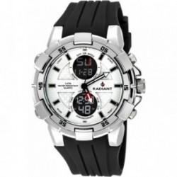 Reloj Radiant hombre Powertime White Black RA458603 [AB9308]