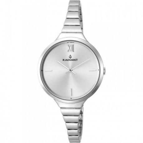 Reloj Radiant mujer Sense All Silver RA459201 [AB9309]