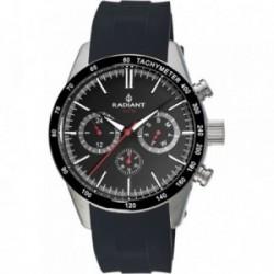 Reloj Radiant hombre Empire Steel negro RA411601